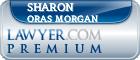 Sharon Oras Morgan  Lawyer Badge