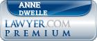 Anne Zier Dwelle  Lawyer Badge