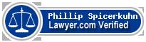 Phillip Aaron Spicerkuhn  Lawyer Badge