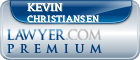 Kevin Travis Christiansen  Lawyer Badge