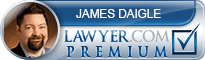 James MacLellan Daigle  Lawyer Badge