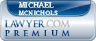 Michael Dirk Mc Mcnichols  Lawyer Badge