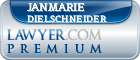 Janmarie Dielschneider  Lawyer Badge