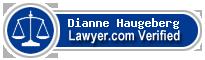 Dianne Lynn Haugeberg  Lawyer Badge