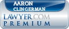 Aaron Edward Clingerman  Lawyer Badge