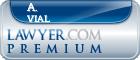 A. Richard Vial  Lawyer Badge
