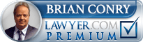 Brian Patrick Conry  Lawyer Badge
