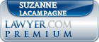 Suzanne Charlotte Lacampagne  Lawyer Badge