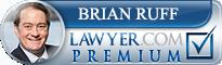 Brian S. Ruff  Lawyer Badge