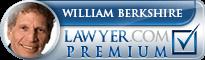 William C Berkshire  Lawyer Badge