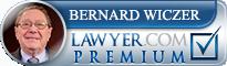 Bernard Wiczer  Lawyer Badge