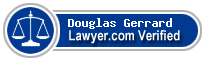 Douglas D. Gerrard  Lawyer Badge