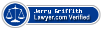 Jerry Elizabeth Erzsebet Griffith  Lawyer Badge