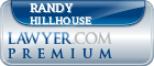 Randy Hillhouse  Lawyer Badge