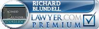 Richard Blundell  Lawyer Badge