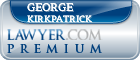 George Andrew Kirkpatrick  Lawyer Badge