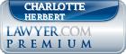 Charlotte Hughes Herbert  Lawyer Badge