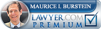 Maurice I. Burstein  Lawyer Badge