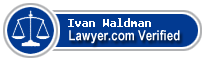 Ivan Marc Waldman  Lawyer Badge