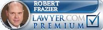 Robert A. Frazier  Lawyer Badge