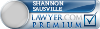 Shannon Colleen O'Barr Sausville  Lawyer Badge