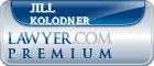 Jill Ann Kolodner  Lawyer Badge