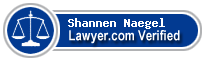Shannen Leigh Naegel  Lawyer Badge