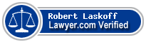 Robert A. Laskoff  Lawyer Badge