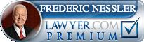 Frederic William Nessler  Lawyer Badge