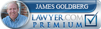 James Brian Goldberg  Lawyer Badge