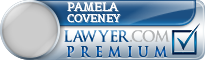 Pamela Joy Coveney  Lawyer Badge