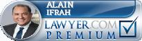 Alain Jeff Ifrah  Lawyer Badge