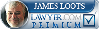James M. Loots  Lawyer Badge
