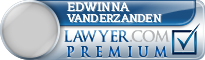 Edwinna C. Vanderzanden  Lawyer Badge