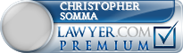 Christopher James Somma  Lawyer Badge