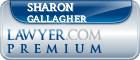 Sharon Ann Gallagher  Lawyer Badge