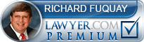 Richard William Fuquay  Lawyer Badge