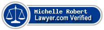 Michelle M. Robert  Lawyer Badge
