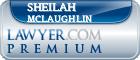 Sheilah R. McLaughlin  Lawyer Badge