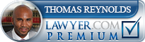 Thomas Edward Reynolds  Lawyer Badge