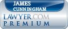 James Caleb Cunningham  Lawyer Badge