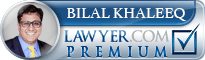 Bilal Ahmed Khaleeq  Lawyer Badge