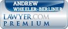 Andrew Pearce Wheeler-berliner  Lawyer Badge