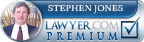 Stephen Hasty Jones  Lawyer Badge