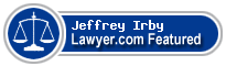 Jeffrey Brock Irby  Lawyer Badge