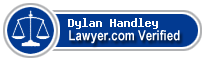 Dylan Layne Handley  Lawyer Badge