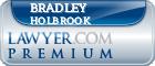 Bradley D. Holbrook  Lawyer Badge