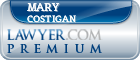 Mary E. Costigan  Lawyer Badge