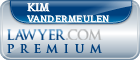 Kim M. Vandermeulen  Lawyer Badge
