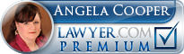 Angela M Cooper  Lawyer Badge